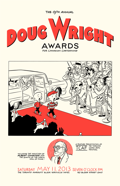 Doug Wright Awards